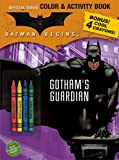 Batman Begins Color and Activity Book with Crayons, , 0696223937