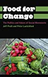 Food for Change, Jeff Pratt and Peter Luetchford, 0745334490