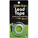 Unique Sports Golf Lead Tape 1/2-inch Wide x 72""