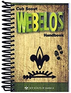 Webelos Den Leader Guide Boy Scouts Of America Amazon Com Books