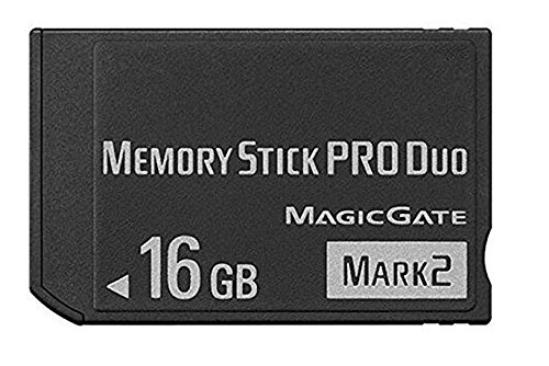 Memory stick pro duo 16GB (mark2) PSP1000 2000 3000 by ALLONG