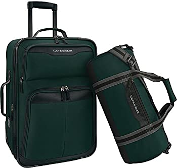 U.S. Traveler 2-Pc. Carry-On & Duffel Bag Luggage Set