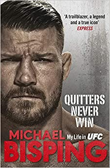 Book's Cover of Quitters Never Win (Inglés) Tapa dura – 25 julio 2019