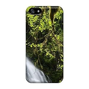 Hot PFyaP7714ozFsw Protector For LG G3 Phone Case Cover - Trees World Spring Season Falls Washington Boulder