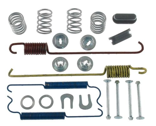 Carlson Quality Brake Parts H7277 Brake Combination Kit