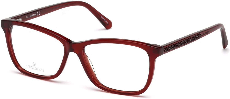 Eyeglasses Swarovski SK 5265 066 shiny red