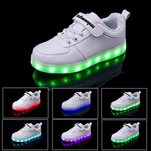 Shinmax Led Kid Shoes