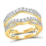 TheJewelryMaster Women's Ring Enhancers