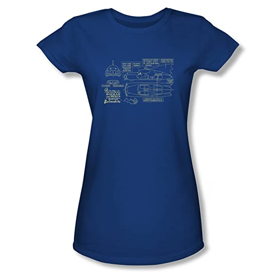 5929bb7c556b6 Girls(8-12yrs) BATMAN Cap Sleeve BATMOBILE Small T-Shirt Tee  Amazon.co.uk   Clothing
