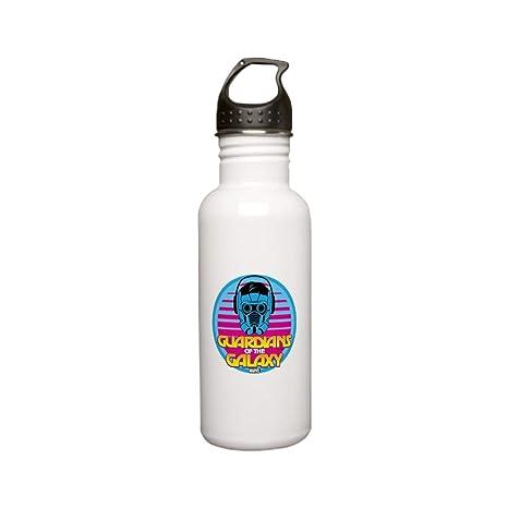 Amazon.com: CafePress 80S Star Lord - Botella de agua (acero ...