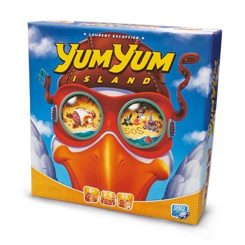 Asmodee Italia Yum Island Juego de Mesa, Color, 8761: Amazon.es ...