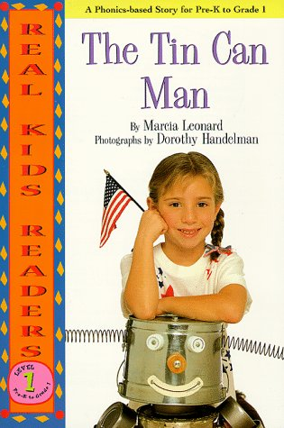 Tin Can Man, The (Real Kids Readers, Level 1) (Real Kid Readers: Level 1 (Paperback))