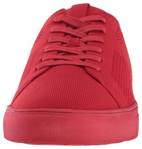 Steve Madden Mens Wexler Fashion Sneaker Rosso