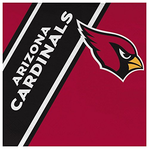 Duck House Arizona Cardinals Disposable Napkins