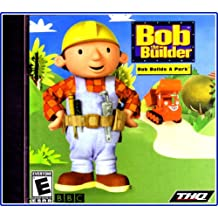 Bob the Builder: Bob Builds a Park (Jewel Case)