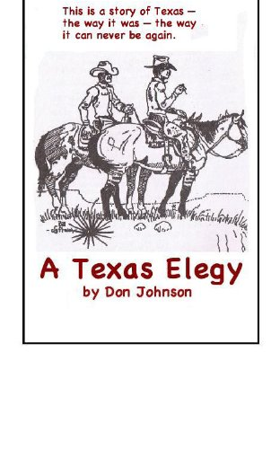Chapter Analysis of A Texas Elegy