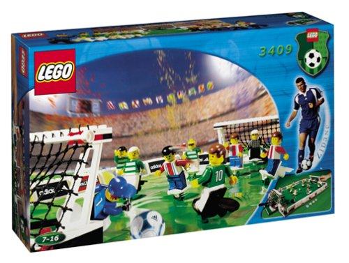 Amazon.com: LEGO Soccer Championship Challenge (3409): Toys & Games