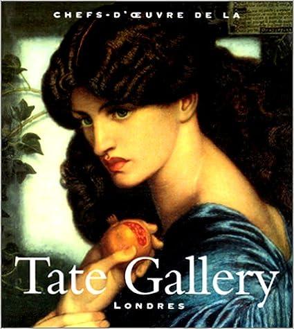 Livre gratuits Chefs-d'oeuvre de la Tate Gallery, Londres pdf, epub ebook