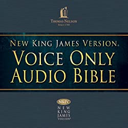(10) 1 Kings, NKJV Voice Only Audio Bible