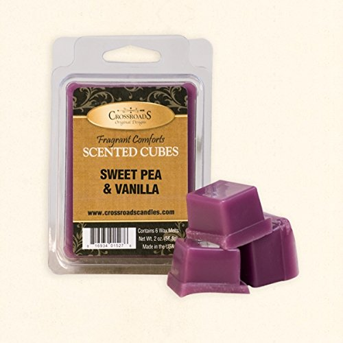Lighting Covent Garden Outdoor Light (Sweet Pea & Vanilla Scented Cubes - Set of 5 Packages)