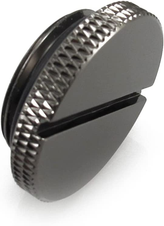 Matte Black XSPC M20 Fillcap