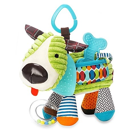Bandana Buddies Animal Activity Toy in Parker the Puppy