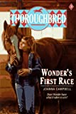 """Wonder's First Race (Thoroughbred)"" av Joanna Campbell"