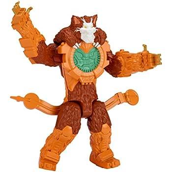 Power Rangers Ninja Steel - 5-Inch Villain Cat O'Clock Figure