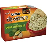 Tostitos Dip-Etizers Cheesy Spinach & Artichoke Dip, 10 Ounce