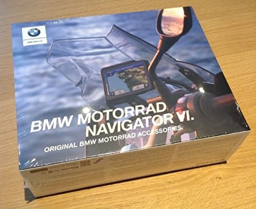 bmw navigator vi by garmin new for 2017 import it all. Black Bedroom Furniture Sets. Home Design Ideas