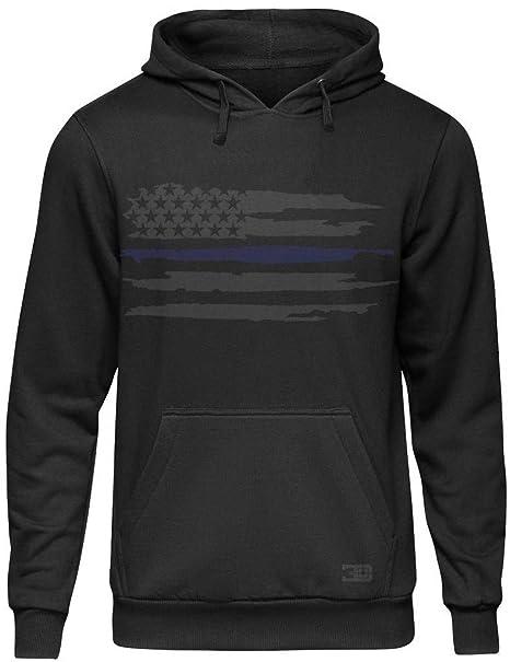 Amazon.com: Sudadera con capucha para policías, diseño de ...