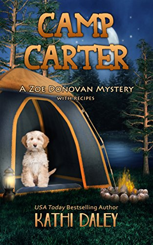 Camp Carter (Zoe Donovan Cozy Mystery Book 25) -