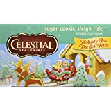 Celestial Seasonings Sugar Cookie Sleigh Ride, 20 Count