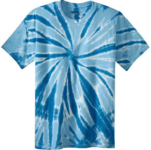 - Koloa Surf (tm) Youth Colorful Tie-Dye T-Shirt,XL-Royal