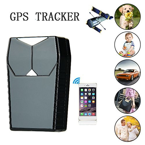 Hangang GPS Tracker for Vehicles, GT001 Real Time Magnetic Small GPS Tracking Device Locator for Car,Kids GPS Service Locator, Real-Time Teen Driving Coach, GPS Tracking & Vehicle Monitoring System by Hangang