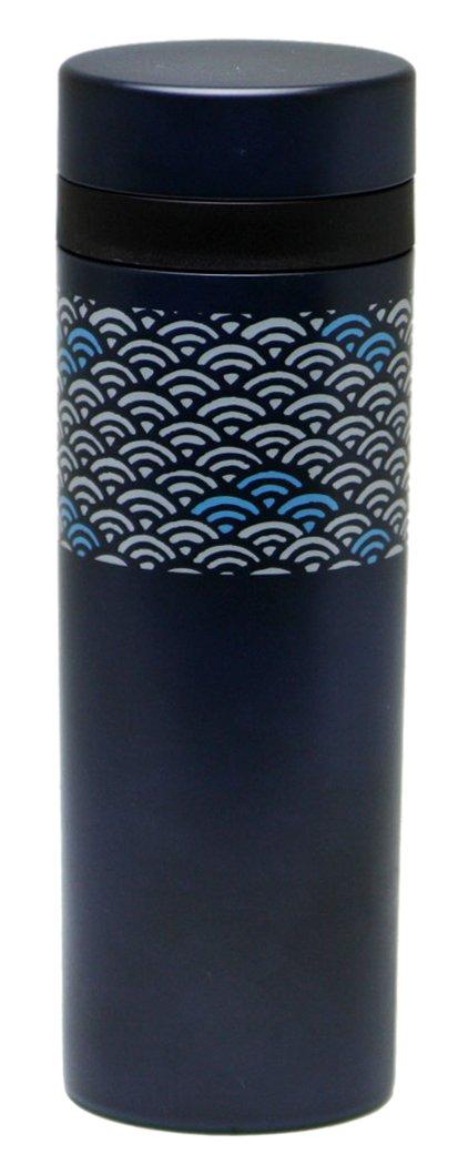 HAKOYA mon Puramagu bottle Qinghai wave 56 790 (japan import) by Ya Tatsumi (Image #1)