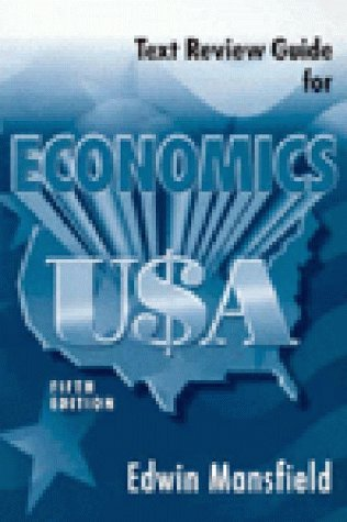 Text Review Guide for Economics USA