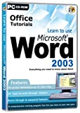 Learn to Use Word 2003