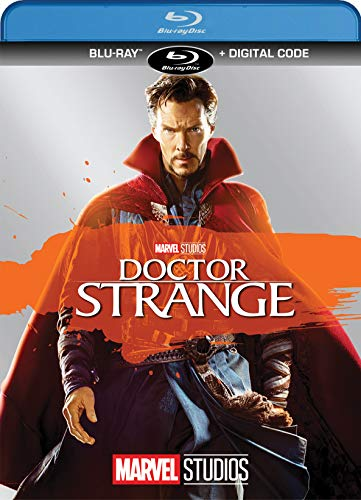 DOCTOR STRANGE [Blu-ray] (Bilingual)