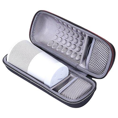 XANAD Hard Case for Bose SoundLink Revolve Portable Bluetooth 360 Speaker Storage Travel Carrying Bag