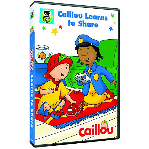 Caillou: Caillou Learns to Share