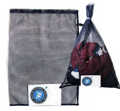 DeLuxe Laundry bag Blue Sports