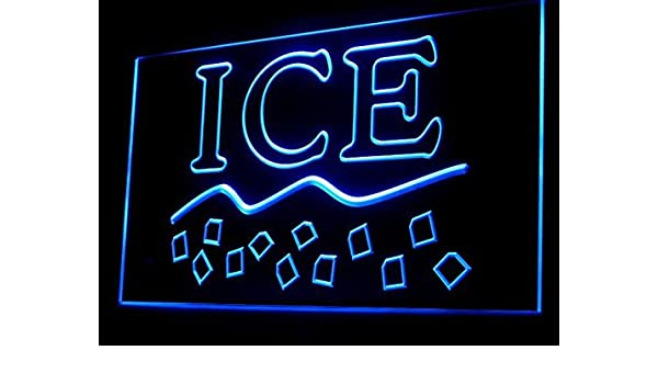 Neon Signs For Sale >> C B Signs For Sale Ice Led Sign Neon Light Sign Display Amazon Com