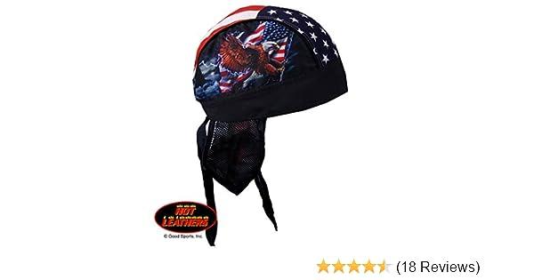 American Born Free Do Rag Doo Head Wrap TODAY Skull Cap Biker Hat Sweat Bandana