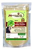 #10: 100% Natural Henna Leaves (LAWSONIA INERMIS) Powder for COVERING GRAY HAIRS NATURALLY by Malvaniya Herbal Care (100g)