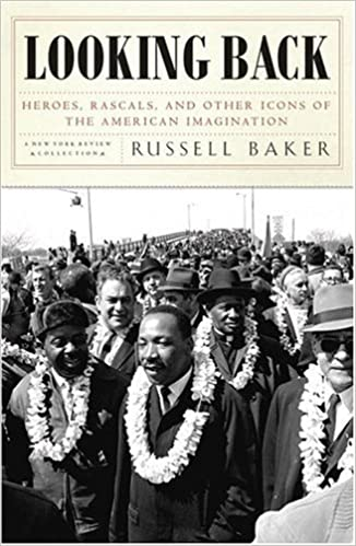 looking back new york review books classics russell baker  looking back new york review books classics russell baker 9781590170885 com books