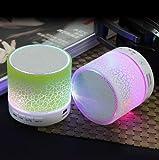 Glamory LED Bluetooth Speaker Wireless Hands free