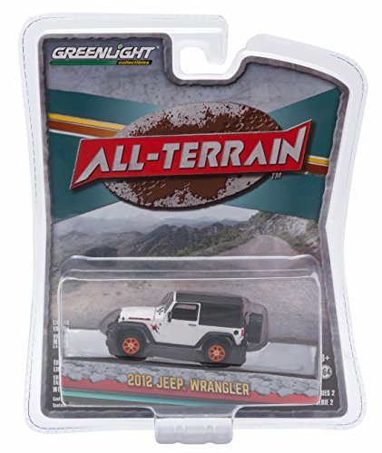 2012 JEEP WRANGLER * All-Terrain Series 2 * 2015 Greenlight