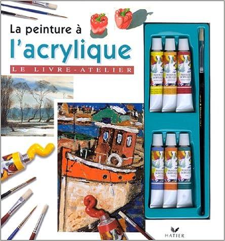 Livres La Peinture à l'acrylique epub pdf