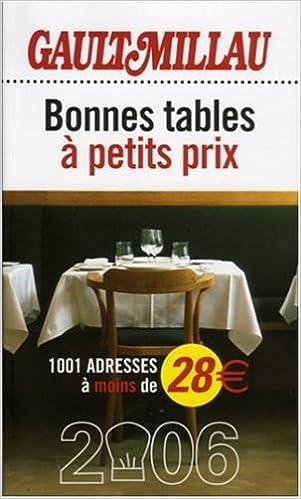 Téléchargement gratuit d  ebook pour tablette Android Bonnes tables ... 005bea8d5715